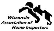 Tom Dempsey Member of the Wisconsin Association of Home Inspectors